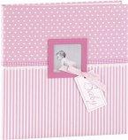 Goldbuch Sweetheart Babyalbum pink (30x31 60 Seiten)