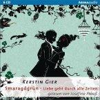 Smaragdgrün / Liebe geht durch alle Zeiten Bd.3 (6 Audio-CDs) (Mängelexemplar)