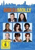 Mike & Molly - Die komplette 6. Staffel (2 Discs)