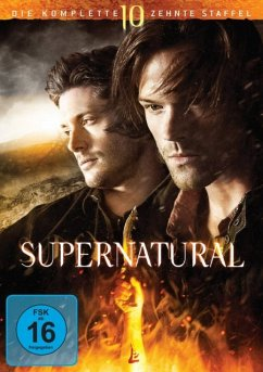 Supernatural - Staffel 10 DVD-Box - Jared Padalecki,Jensen Ackles,Misha Collins