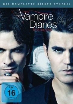 The Vampire Diaries - Die komplette 7. Staffel (5 Discs) - Paul Wesley,Ian Somerhalder,Kat Graham