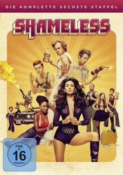 Shameless - Die komplette 6. Staffel (3 Discs)