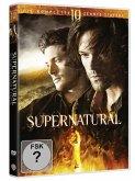 Supernatural - Die komplette 10. Staffel (4 Discs)
