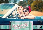 Rockabilly - Back to the 50s (Wandkalender 2017 DIN A4 quer)