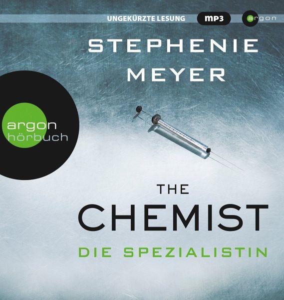 stephenie meyer the chemist