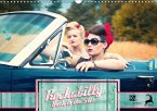 Rockabilly - Back to the 50s (Wandkalender 2017 DIN A3 quer)