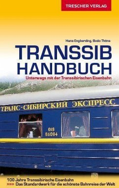 Reiseführer Transsib-Handbuch - Engberding, Hans; Thöns, Bodo