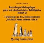 Ravensburger Erhebungsbogen grafo- und schreibmotorischer Auffälligkeiten (RAVEK-S), 1 CD-ROM