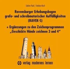 Ravensburger Erhebungsbogen grafo- und schreibm...