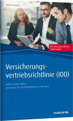 Versicherungs-Vertriebsrichtlinie (IDD)
