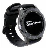 Samsung Gear S3 Frontier spacegrau