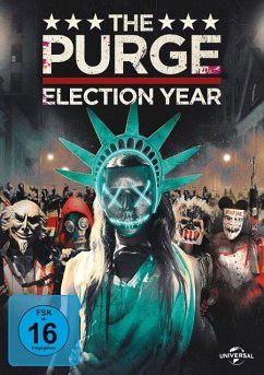 The Purge: Election Year - Frank Grillo,Elizabeth Mitchell,Edwin Hodge