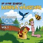 Die kleine Schnecke Monika Häuschen - Die große 5-CD Hörspielbox, 5 Audio-CDs