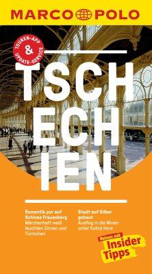MARCO POLO Reiseführer Tschechien (eBook, ePUB)