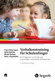 Verhaltenstraining für Schulanfänger (eBook, PDF)