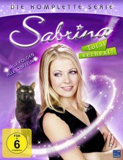 Sabrina - Total verhext! - Die komplette Serie DVD-Box
