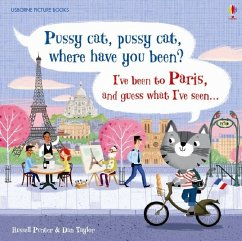 Pussy Cat, Pussy Cat, Where Have You Been? I've Been to Paris and Guess What I've Seen... - Punter, Russell