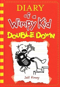 Diary of a Wimpy Kid 11. Double Down - Kinney, Jeff