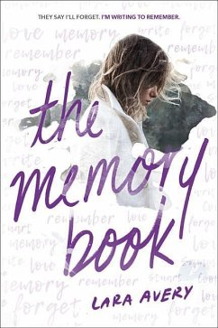 The Memory Book - Avery, Lara