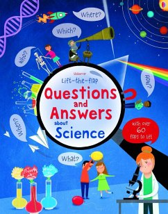 Lift-the-flap Questions and Answers about Science - Daynes, Katie