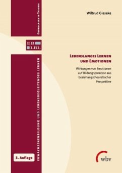 Lebenslanges Lernen und Emotionen - Gieseke, Wiltrud