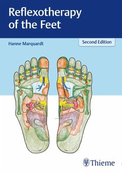 Reflexotherapy of the Feet - Marquardt, Hanne