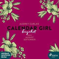 Begehrt / Calendar Girl Bd.3 (MP3-Download) - Carlan, Audrey
