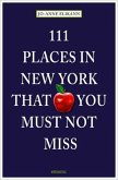 111 Places in New York that you must not miss (Mängelexemplar)
