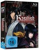 Basilisk - Chronik der Koga-Ninja (4 Discs)