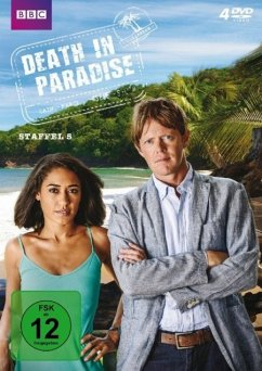 Death in Paradise - Staffel 5 DVD-Box - Death In Paradise