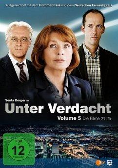 Unter Verdacht, Volume 5 (3 Discs)