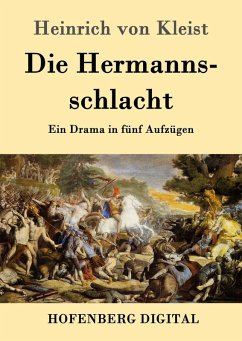 Die Hermannsschlacht (eBook, ePUB)