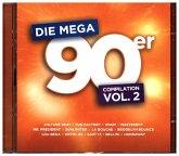 Die Mega 90er Vol.2-Die Offizielle Compilation