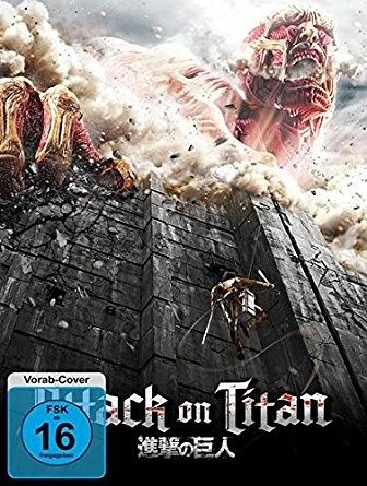 Attack on Titan - Film 1 Limited Steelcase Edition - Film ...