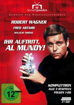 Ihr Auftritt, Al Mundy! - Komplettbox (21 Discs) - Weis,Don