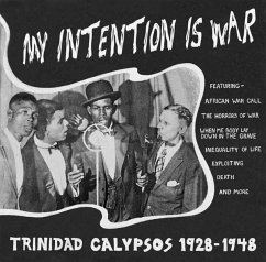 My Intention Is War - Lion,The/Belasco,Lionel/Lord Invader/+
