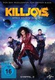 Killjoys - Space Bounty Hunters - Staffel 2 DVD-Box