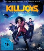 Killjoys - Space Bounty Hunters - Staffel 2 - 2 Disc Bluray