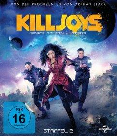 Killjoys - Space Bounty Hunters - Staffel 2 - 2 Disc Bluray
