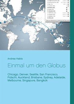 Einmal um den Globus (eBook, ePUB)