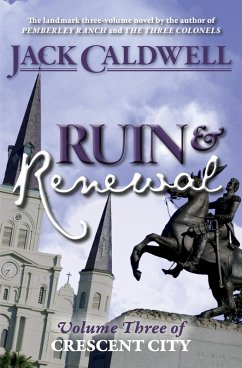 Ruin and Renewal: Volume Three of Crescent City