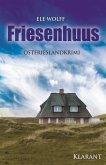 Friesenhuus / Janneke Hoogestraat Bd.1