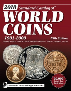 2018 Standard Catalog of World Coins, 1901-2000 - Michael, Thomas