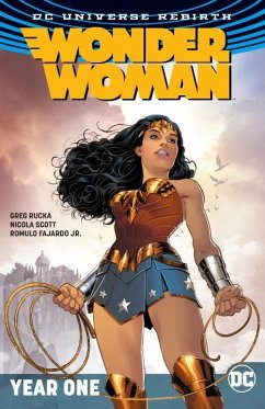 Wonder Woman 02. Year One (Rebirth) - Rucka, Greg
