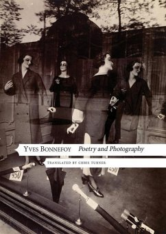 Poetry and Photography - Bonnefoy, Yves