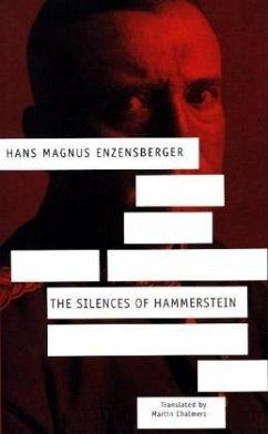 The Silences of Hammerstein - Enzensberger, Hans Magnus