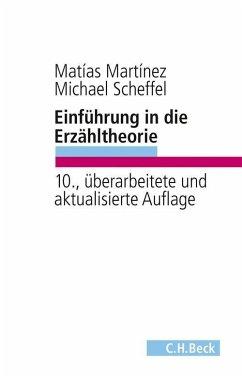 Einführung in die Erzähltheorie (eBook, ePUB) - Scheffel, Michael; Martínez, Matías