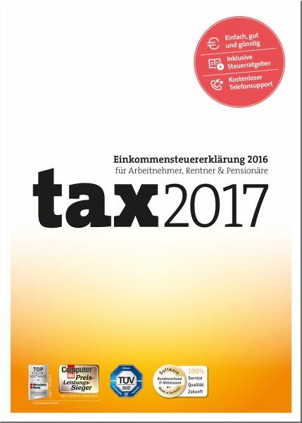 tax 2017, CD-ROM