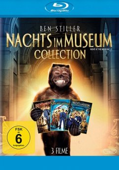 Nachts im Museum - Teil 1-3 (3 Discs)