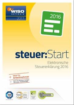 WISO steuer:Start 2017 (CD-ROM)